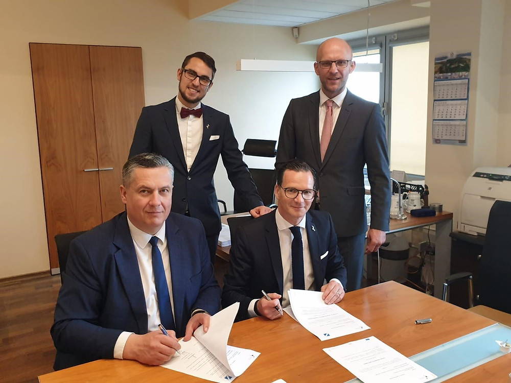 Kooperation der Beelitzer Kliniken GmbH und der Universität in Kielce