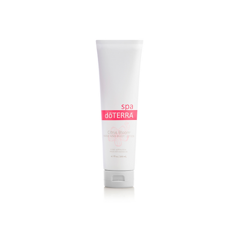 doTERRA Citrus Bloom™ Hand and Body Lotion