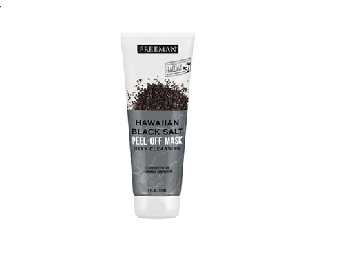 Freeman Hawaiian Black Salt Peel Off Facial Mask