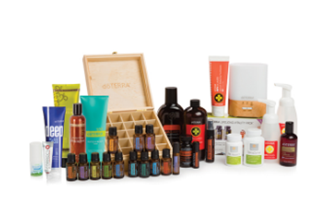 doTERRA Natural Solutions Enrollment Kit  Exclusive Offer