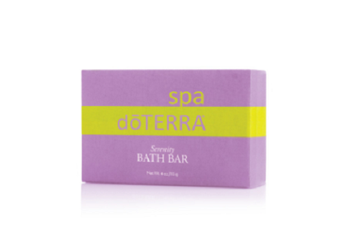 doTERRA Serenity Bath Bar 4 oz