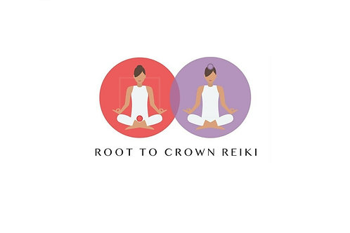 Root to Crown One Hour  Distant Reiki Service