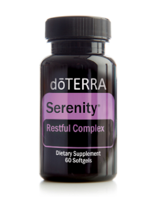 dōTERRA Serenity Restful Complex Softgels 60 Count