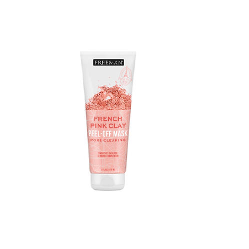 Freeman French Pink Clay Peel Off Facial Mask