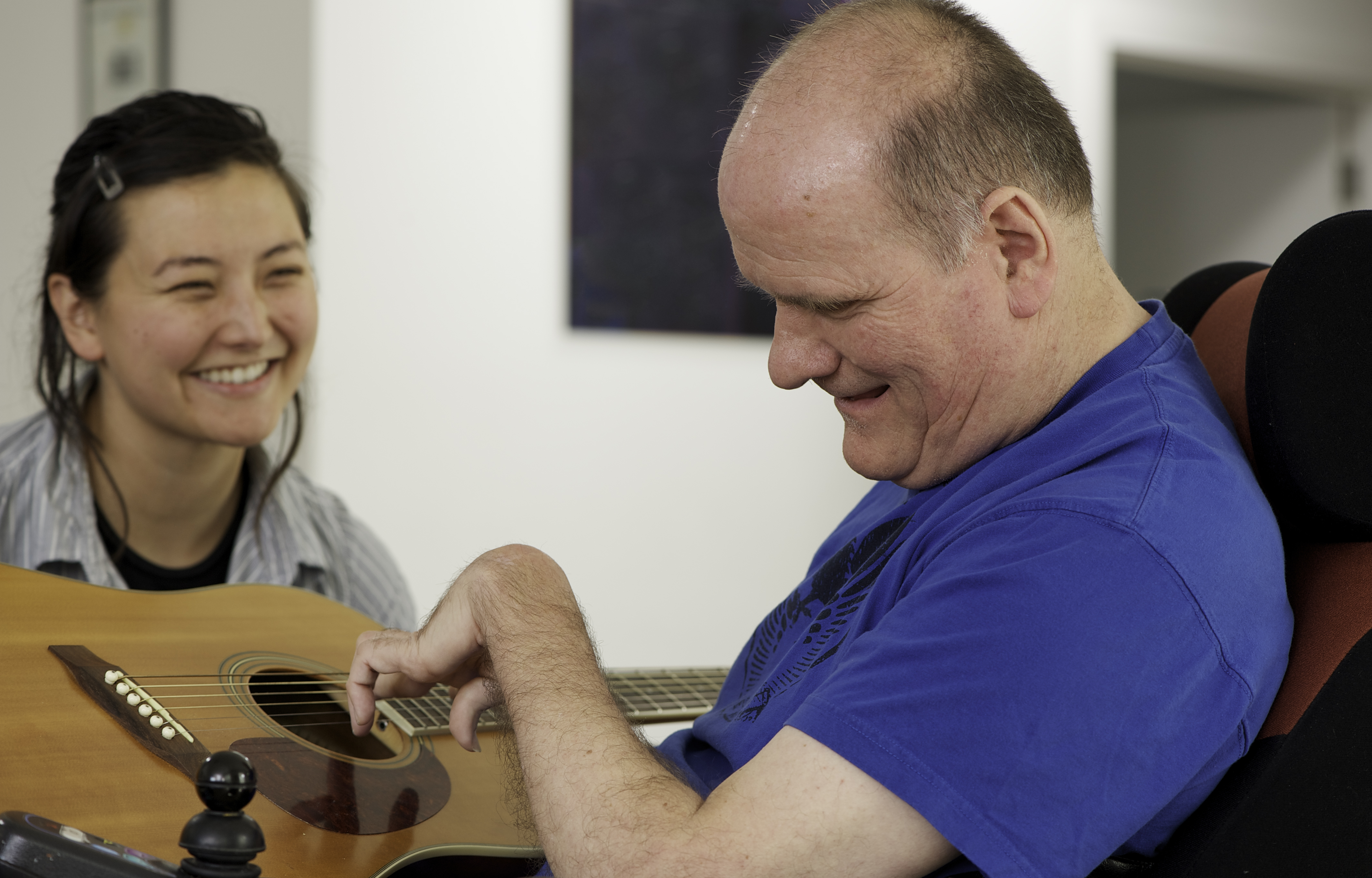 Music and Occupational Therapy