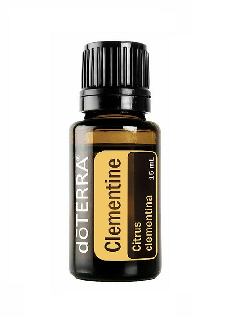 doTERRA Clementine Essential Oil 15 ml