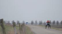 Thijs de Neeve Rowingbike Aventure |  2013