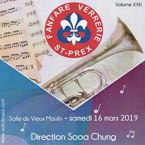 CD soirée annuelle 2019