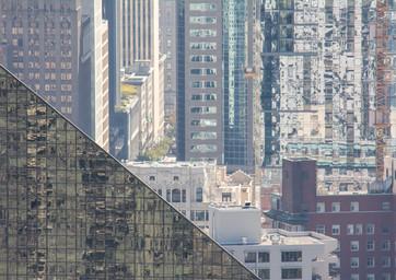 Seattle City Reflections