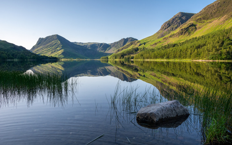 Early Morning at Buttermere (Ref_ 4465)