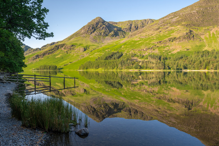 Buttermere Reflections (Ref_ 4487)