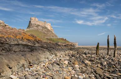 Lindisfarne Castle (Ref: 1648)
