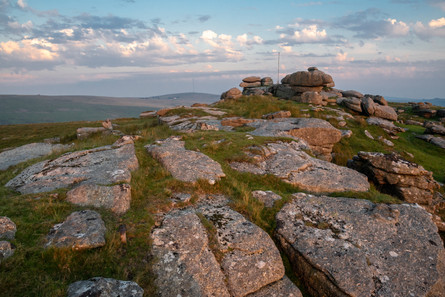 Roos Tor Sunset (Ref: 5842)