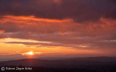 Sunset Fire (Ref: 5865-2)