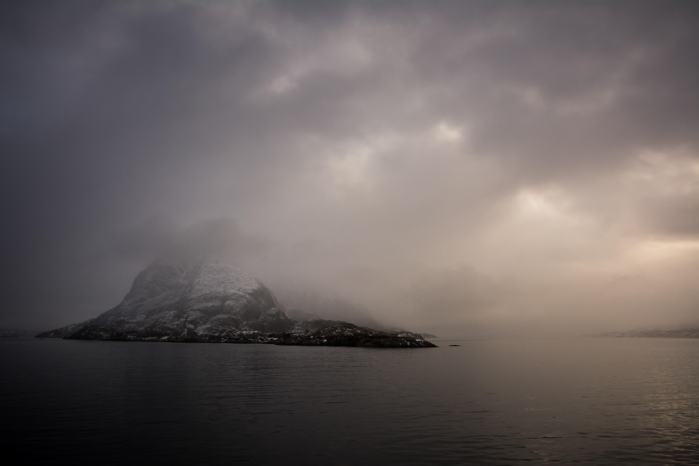 Misty Lofoten Islands