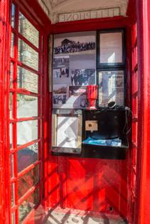 Bryher Telephone Box