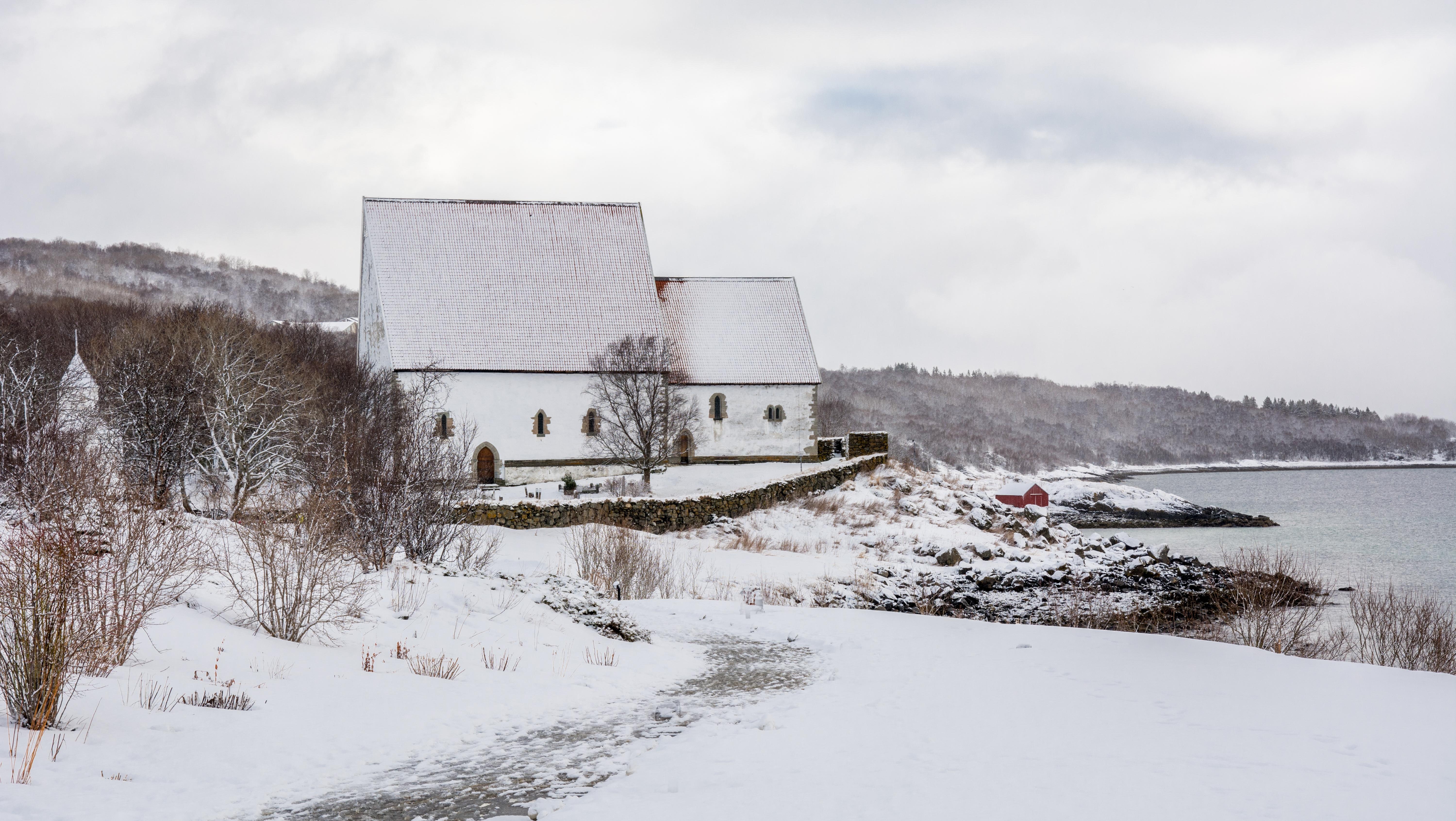 Church at Trondenes