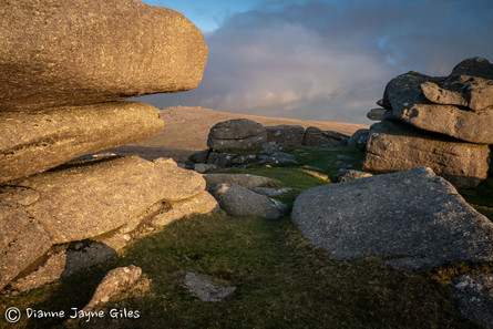 Roos Tor Sunset (Ref: 5842-3)