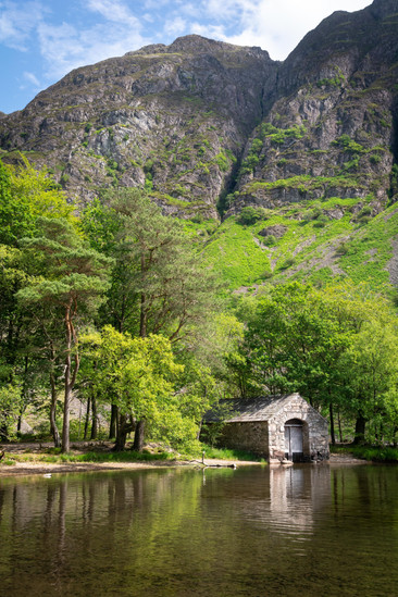 Boathouse on Wast Water (Ref_ 4261)