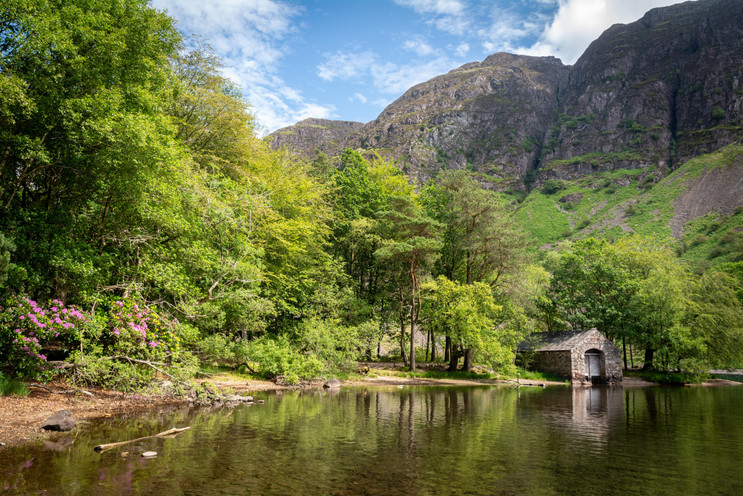 Boathouse on Wast Water (Ref_ 4263)