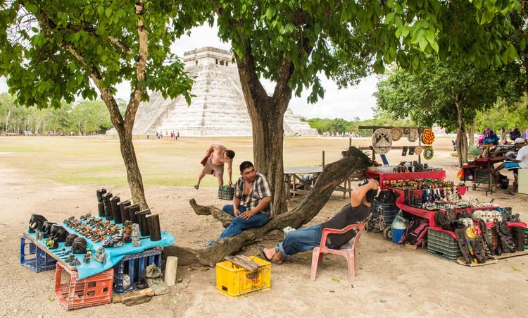 Chichen Itza Sellers