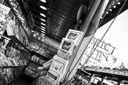 News Stand - Pike Place Market