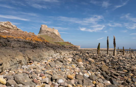 Lindisfarne Castle (Ref: 1658)