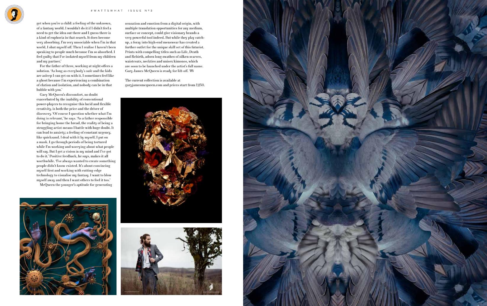 Wattswhat Magazine