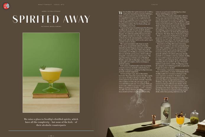 Wattswhat Magazine by David M Watts
