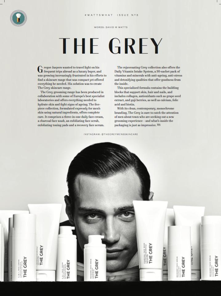 Wattswhat Magazine - The Grey