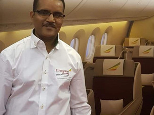 Ethiopian Airlines Gets New General Manager For Nigeria