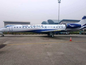 Air Peace Takes Delivery of 6th Embraer ERJ 145 Aircraft