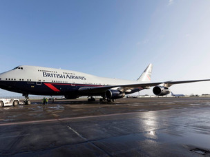 British Airways Saves the 'Queen of the Skies'