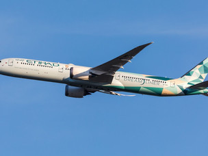 Etihad Airways Launches First Carbon Offset Program in Middle East