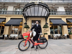 Adventure: Hilton Gets Into Gear With Lime