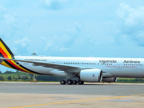 Uganda Airlines Signs up For Rolls-Royce TotalCare Solution