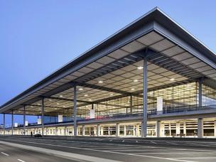 Brussels Airlines Lands at Berlin Brandenburg Airport