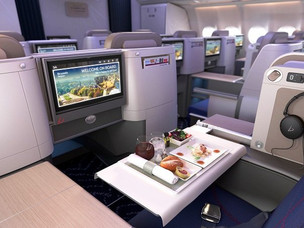 PaxEx: Brussels Airlines Impresses with Brand New Cabin Design
