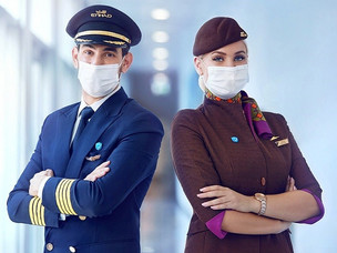 Etihad Airways Becomes First Airline to Vaccinate Entire Crew