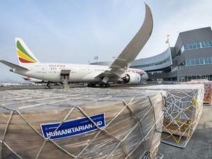 CSR: Boeing and Ethiopian Partner on 40th Delivery Flight