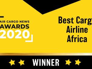 Ethiopian Cargo Wins Best Cargo Airline Africa Award
