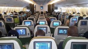 FLIGHT REVIEW: Ethiopian Airlines: Addis Ababa-Lagos