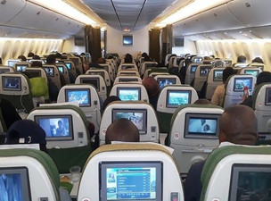 FLIGHT REVIEW: Ethiopian Airlines: Addis Ababa-Lagos