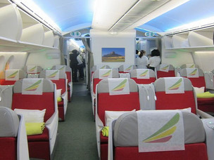 FLIGHT REVIEW: Ethiopian Airlines: Dublin-ADB-JBN