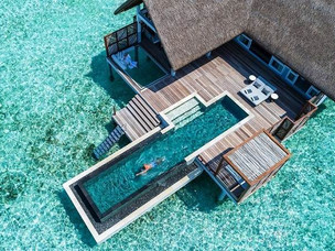Ease Back Into Life With Four Seasons Resorts Maldives