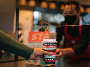 Starbucks Brings Colour and Festive Goodwill to South Africa