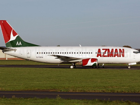 Nigerian Civil Aviation Authority Issues Licence to Azman Air