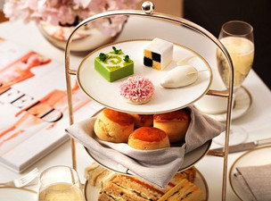 Runway Afternoon Tea Returns at Four Seasons London