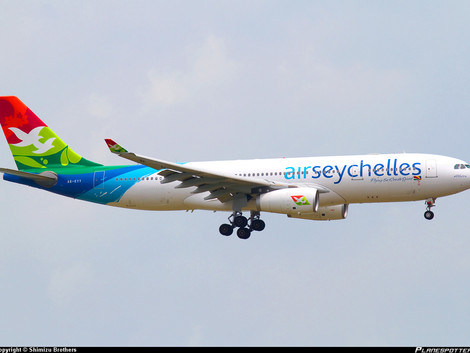 Air Seychelles Signs Codeshare Agreement With Alitalia