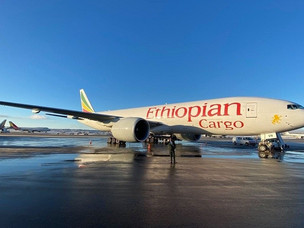 Ethiopian Cargo Launches Trans-Pacific Service to Atlanta